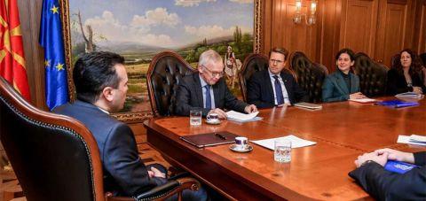 Заев – Прибе: Одговорност од сите за функционална правна држава
