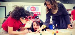 US first lady Melania Trump visits Gülen-affiliated school in Oklahoma: report