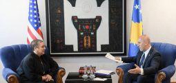 Haradinaj u takua me ndihmës sekretaren e shtetit të SHBA-së Kirsten Medison
