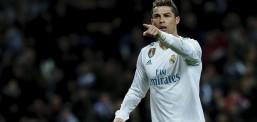 УЕФА започна истрага против Роналдо за неговиот непристоен гест