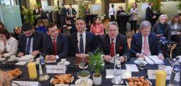 Димитров и Османи во Брисел: Очекуваме одлука за преговори со ЕУ во јуни