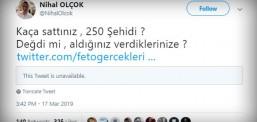 Nihal Olçok: Kaça sattınız 250 şehidi?