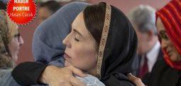 Acı, empati, samimiyet, anne, kadın, lider: Jacinda Ardern