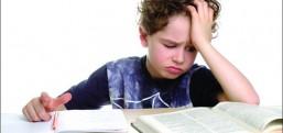 Çocuğunuz okuma güçlüğü çekiyorsa 'disleksi' olabilir!