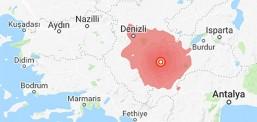 Најмалку 19 луѓе повредени при земјотресот во Турција