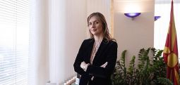 Angelloska Bezhoska njëra prej katër grave që udhëheqin bankë qendrore në Evropë