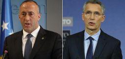 Në 20-vjetorin e intervenimit të NATO-s në Kosovë, Haradinaj i shkruan letër Stoltenbergut