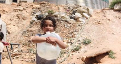 Kirli su, savaş bölgelerindeki çocukları şiddetten daha fazla tehdit ediyor: Risk 20 kat