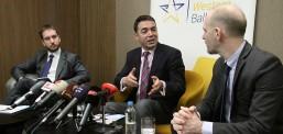 Димитров во Грац на дебата за Преспанскиот договор и евроинтергацијата