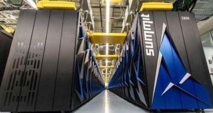 Bu bilgisayar, saniyede 1 kentilyon işlem yapabilecek