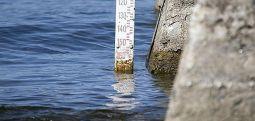 Намалени нивоата на реките, Сатеска 25 пати под просекот
