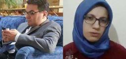 Betül Zeybek: Biz kaçırılan eşimi arıyoruz, polisler bizim evde arıyor