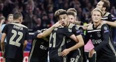 Ajax, 22 yıl sonra yarı finalde