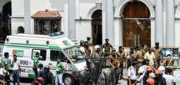 Во нападите на Шри Ланка загинаа најмалку 290 луѓе