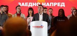 Заев: Концептот на Пендаровски е прогресивен и обединува, другиот е деструктивен и го дели народот