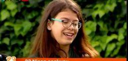 """Nisan canlı yayınında """"Alman vatandaşı olmak istiyorum"""" dedi NTV sunucusu şoka girdi"""