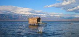 Се зголемува водостојот на Дојранското Езеро