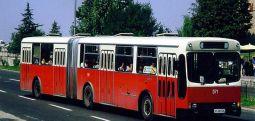 В петок возилата на јавниот превоз по неделен возен ред