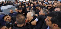 Kılıçdaroğlu'nu yumruklayan saldırgan 'Galeyana geldim!' dedi; 4 kişi serbest bırakıldı