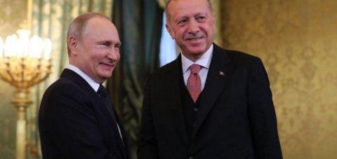 Rus medyası: NATO'daki adamımız Erdoğan