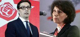 Për Pendarovskin votimi masiv do të thotë mbështetje e konceptit për NATO dhe BE, Siljanovska e vazhdon garën pas votave të papërcaktuarve