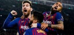 Messi me magjinë e tij e shkatërron Liverpoolin dhe pothuajse e dërgon Barçën në finale të Champions