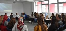 Qendra për Këshillime dhe Psikoterapi Cortex realizoi një punëtori me studentët e UT-së