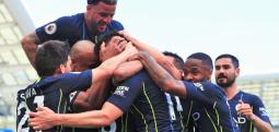 Şampiyon Manchester City: 29 yıldır şampiyonluk hasreti çeken Liverpool, mutlu sona yine ulaşamadı