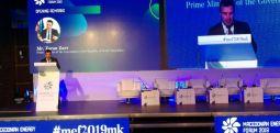 Zaev: Gazifikimi zhvillohet me temp të mirë