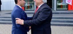 Zaev takohet me Lazim Destanin, flasin për përfitimet e antarësimit në NATO