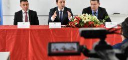 Bujar Osmani: Rrugëtimi evropian fillon nga Universiteti i Tetovës