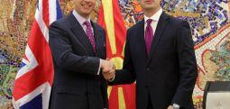 Пендаровски: Посетата на принцот Едвард потврда на силните врски со Обединетото Кралство