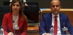 Angellovska-Bezhoska dhe Tevdovski në dialog ekonomik mes BE-së dhe Ballkanit Perëndimor
