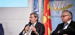 Хан: Северна Македонија политички најстабилна во регионот и добра дестинација за инвестиции