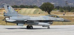 """Заврши пробниот лет на грчки Ф-16 над Северна Македонија за НАТО мисијата """"Air Policing"""""""