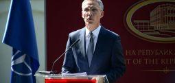 Столтенберг и Северноатлантскиот совет на НАТО доаѓаат во Скопје