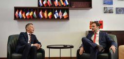 Османи: Дијаспората треба да се вклучи во процесот на преговори со ЕУ