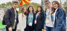 Nxënësit e Jahja Kemal, nga konkursi ndërkombëtar InfoMatrix 2019 në Bukuresht-Rumuni, u kthyen me 3 vende të para, 8 të dyta dhe 2 të treta