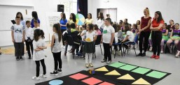 Fakulteti Pedagogjik i UT-së organizoi aktivitete të lira pedagogjike me nxënësit e shkollave fillore