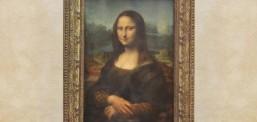 Mona Lisa yalandan gülümsemiş
