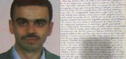 Tutuklu babanın çığlığı: Ben burada ölüyorum, ne olur çocuklarım yetim büyümesin!