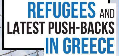 Susturulmuş Türkiye'nin Savunucuları'ndan Yunanistan'dan zorla geri gönderilenler raporu