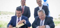 Една година Преспа – Северна Македонија на прагот на НАТО, датум за преговорите со ЕУ најдоцна наесен
