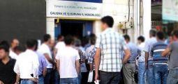 Türkiye'de işsiz sayısı 4,5 milyonu aştı