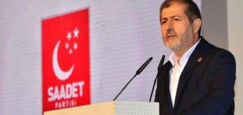 Saadet: AKP bize 'adayını çek' baskısı yapıyor