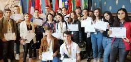 """Nxënësit e ShMP  """"Jahja Kemal"""", më të suksesshëm në ekspozitën e inovacioneve"""