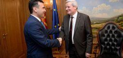 Герберих: Нема никакво сомневање дека местото на Северна Македонија е во ЕУ