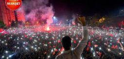 Erdoğan, Bahçeli, Öcalan ittifakı kaybetti, 'Millet' kazandı