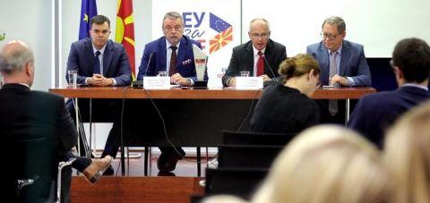 Вишеградска група: Северна Македонија секогаш ќе го има нашиот глас и поддршка