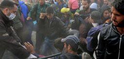 Në Gjevgjeli ende arrijnë refugjatë nga Lindja e Mesme